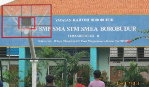 SMAS BOROBUDUR JAKARTA
